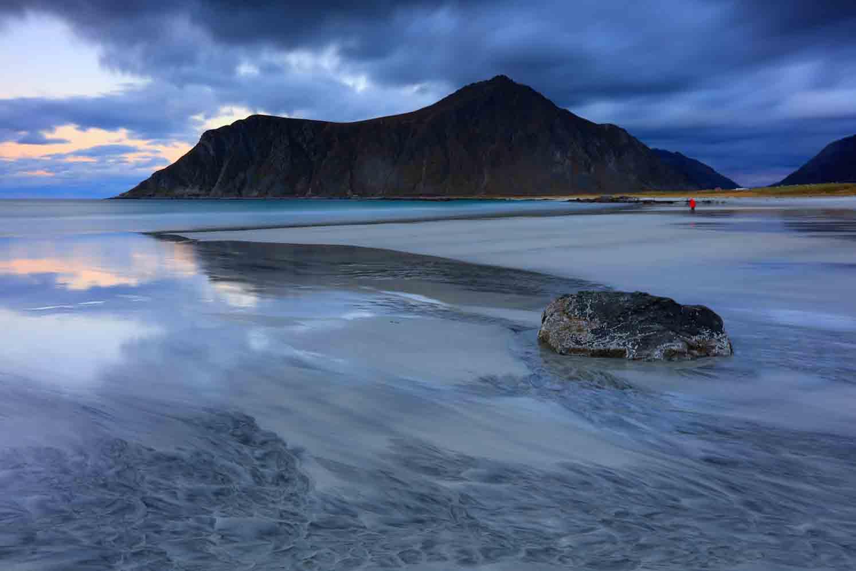 An Azure Calm